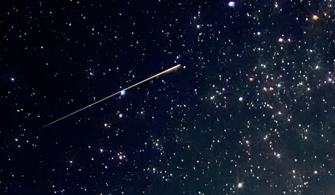 Lluvia de estrellas del Cometa Halley: ¿Cuándo y a qué hora?