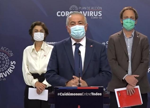 Ocupación de hospitales llega al 86% a nivel nacional y muertos por Covid-19 a 806
