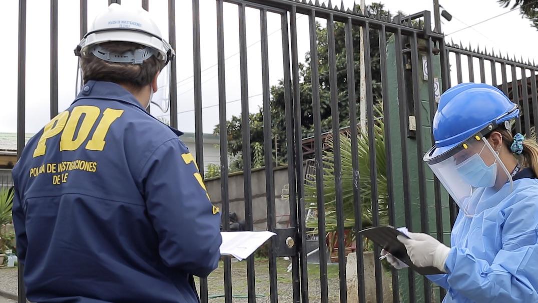 Seremi de Salud interpone denuncia por fiesta en Laja que generó brote de Covid-19