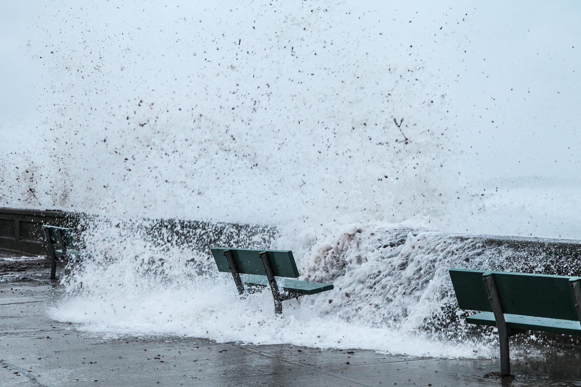Decretan alerta temprana preventiva por marejadas inusuales en todo el país