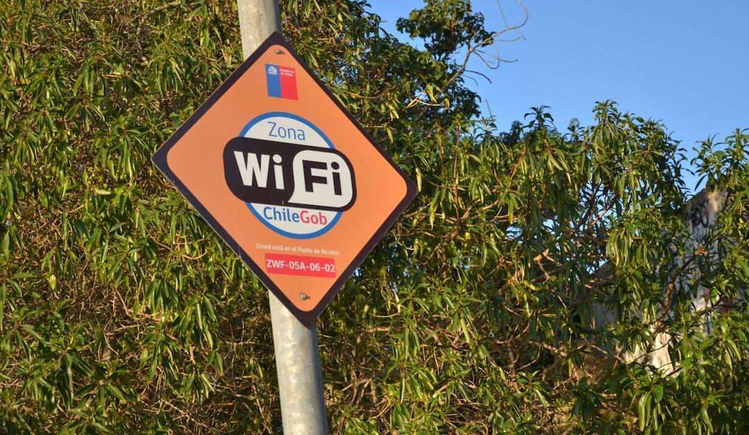 Subtel abre concurso para licitar 600 puntos Wifi en el país durante este 2020