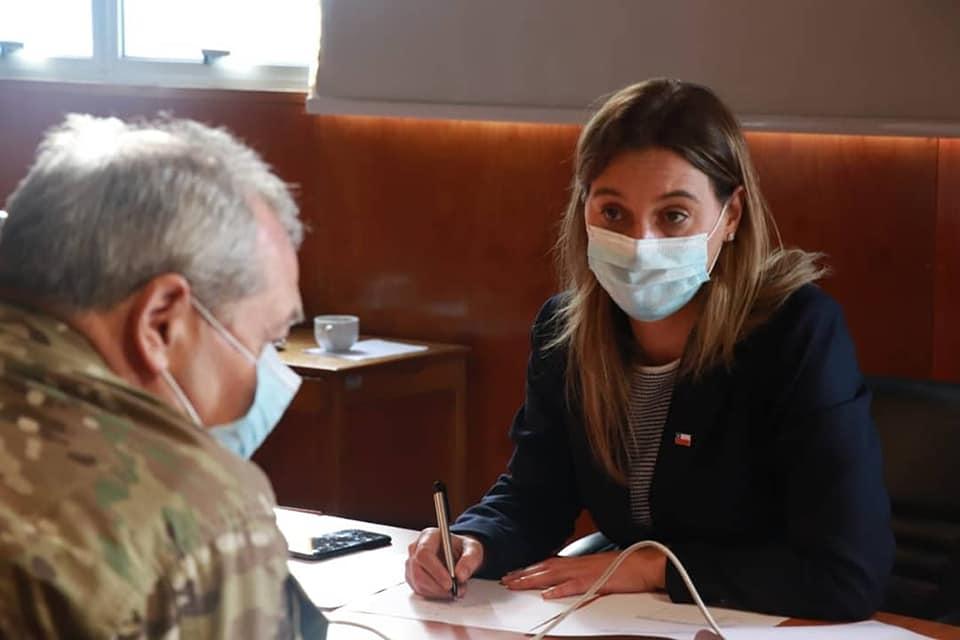 Parodi al Municipio de Los Ángeles: «Si nos dividimos gana la pandemia»