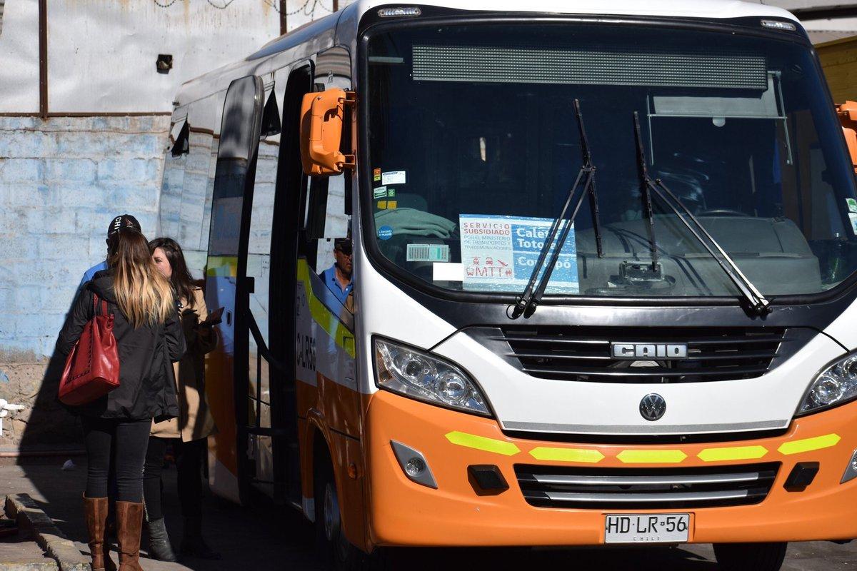 A partir de julio se rebajará la tarifa del transporte público un 50% a adultos mayores