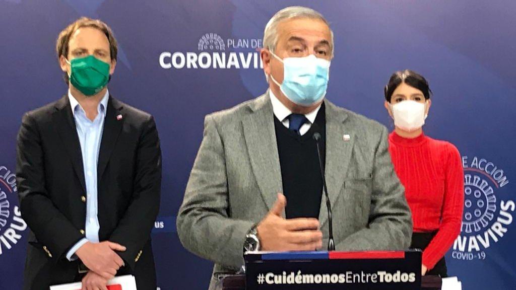 Mañalich decreta 6 comunas en cuarentena  y cordón sanitario para Alto Biobío