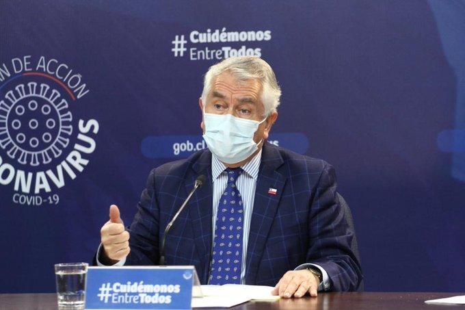 Diputado asegura que Paris le informó medidas covid para 2 comunas del Biobío