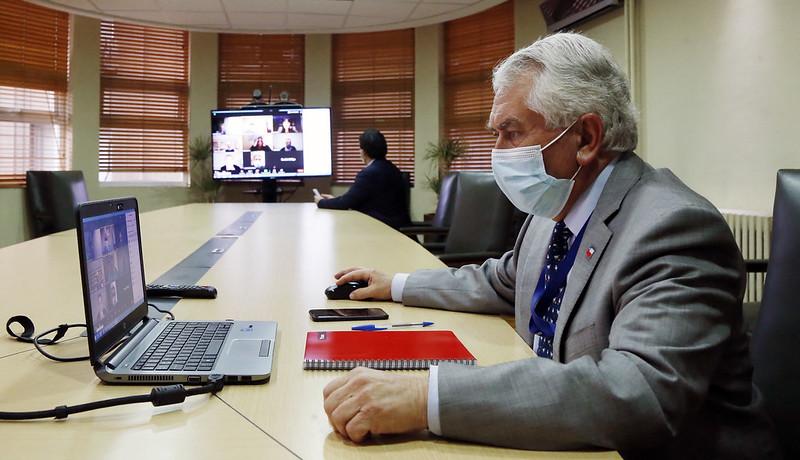 Ministro de Salud: «Hoy vamos a anunciar nuevas comunas que entran en cuarentena»
