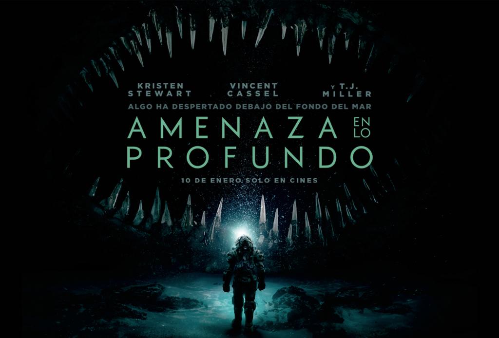El cinematógrafo de Leo: Amenaza en lo profundo (2020)