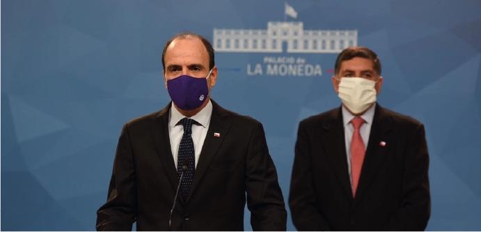Ministro Cristian Monckeberg da positivo de coronavirus a una semana de asumir
