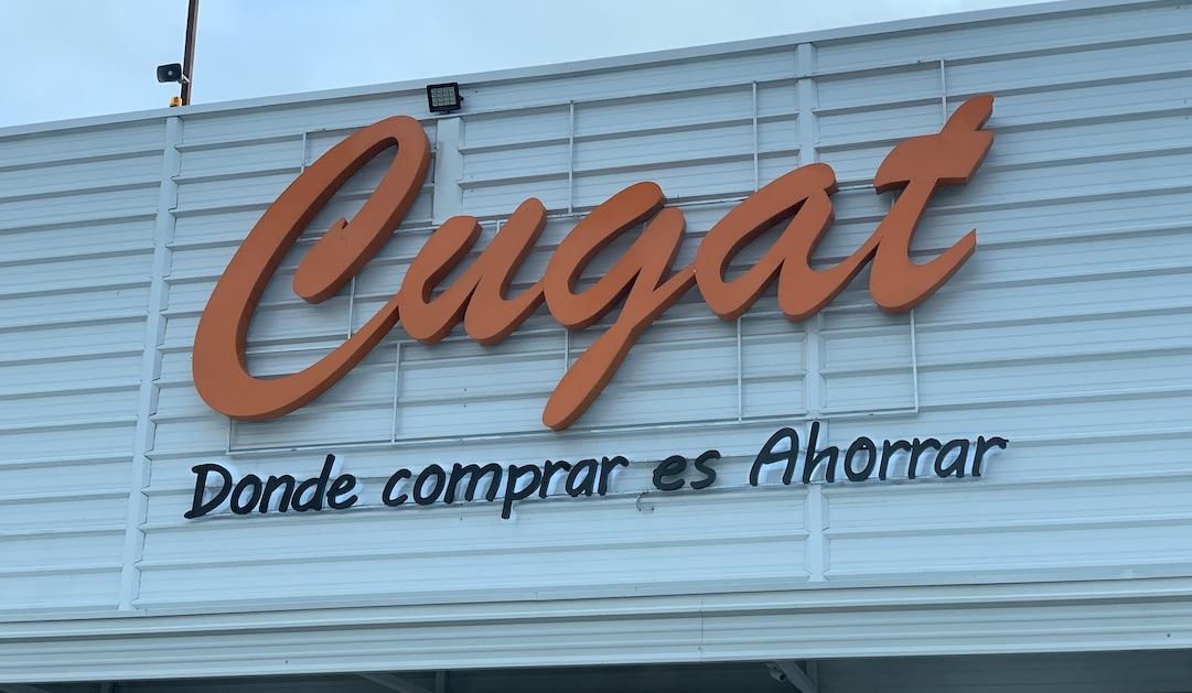 Minsal confirma caso de Covid en Supermercado Cugat de Los Ángeles