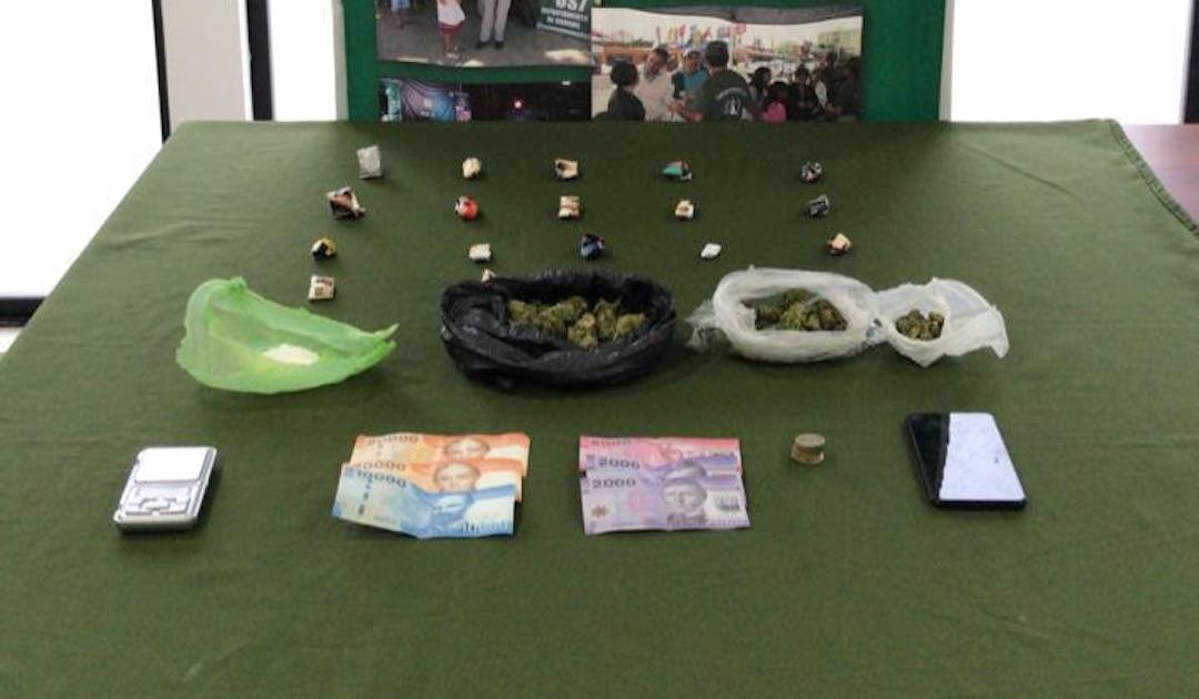 Allanan por cuarta vez casa donde vendían droga en Negrete