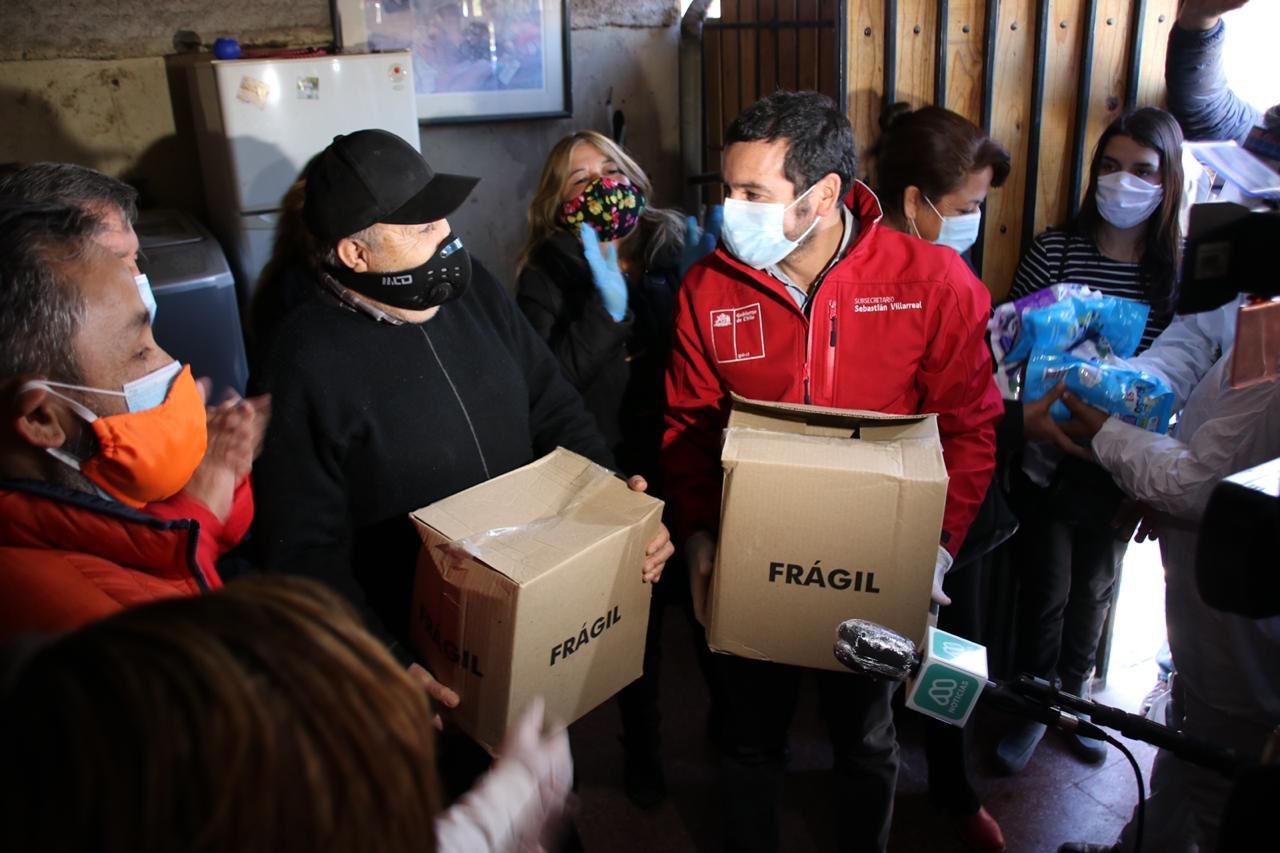 """Polémico instructivo de entrega de alimentos: «Debe reflejar una acción de solidaridad y empatía"""""""