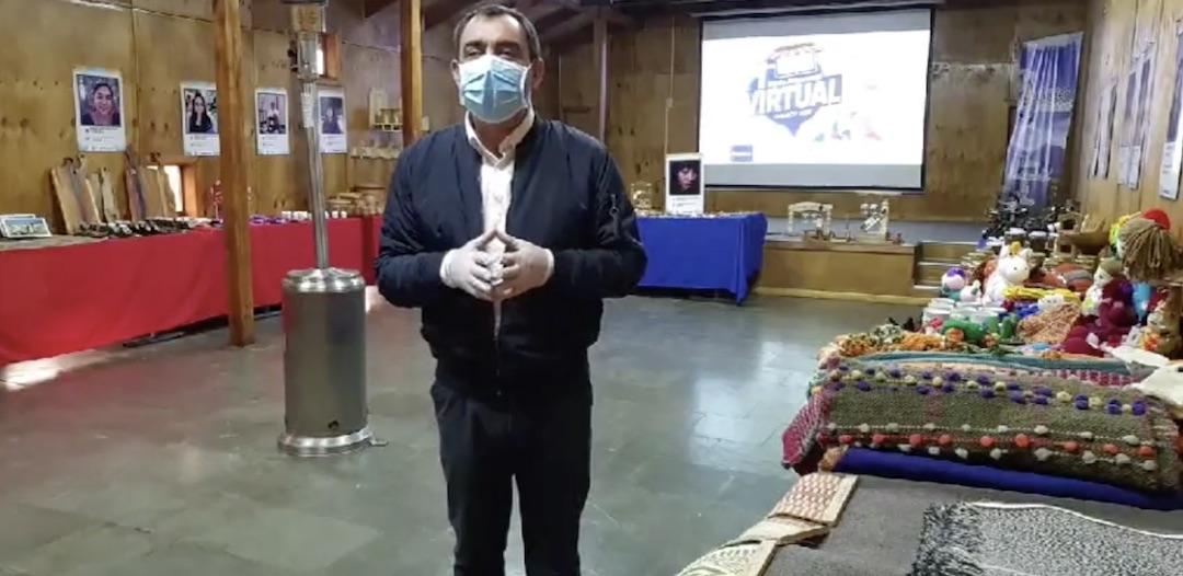 Quilaco realiza una «Feria Artesanal Virtual» para apoyar a emprendedores