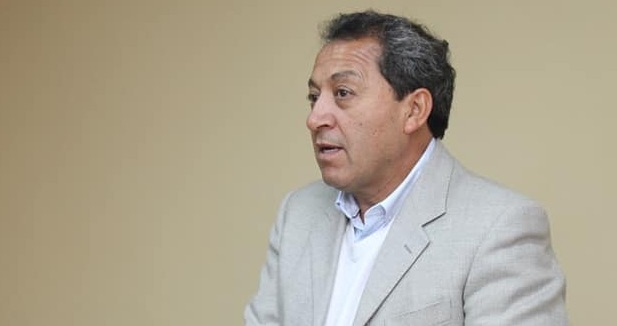 Esposa del alcalde de Laja dio positivo para Covid: Vladimir Fica en cuarentena preventiva