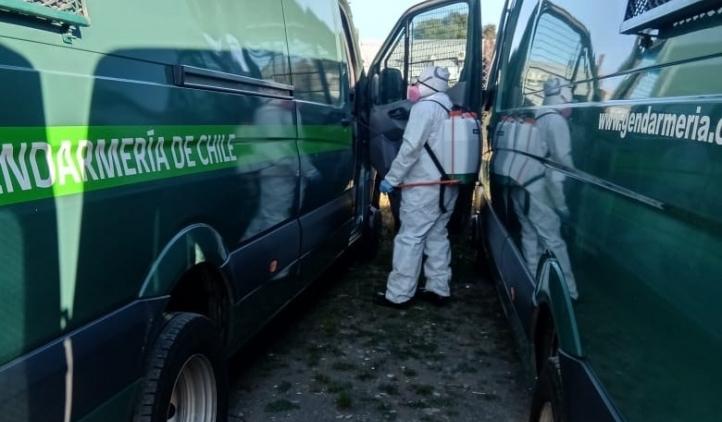 Gendarmería incautó más de 200 estoques desde módulo penal