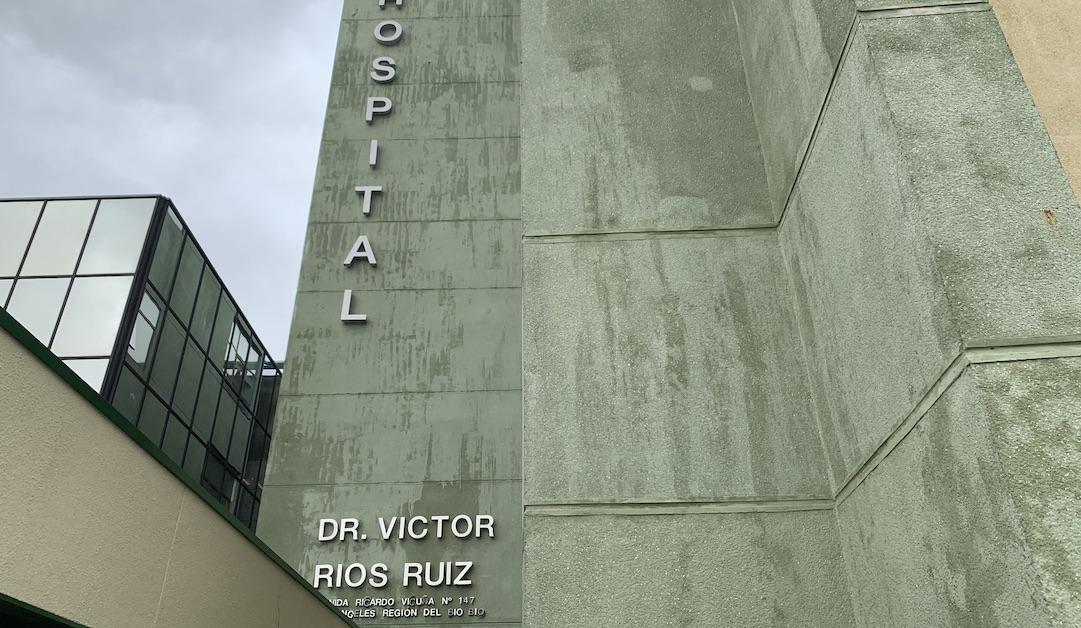 Dos nuevos casos en el Hospital de Los Ángeles: Ya suman 36 contagiados