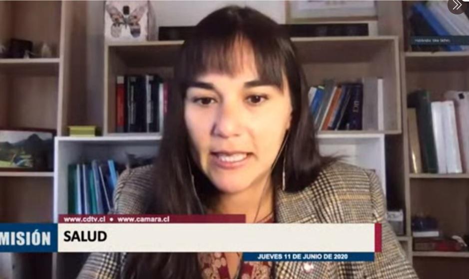 Izkia Siches y llegada de Paris a Salud: «cuenta con total disposición del Colegio Médico»