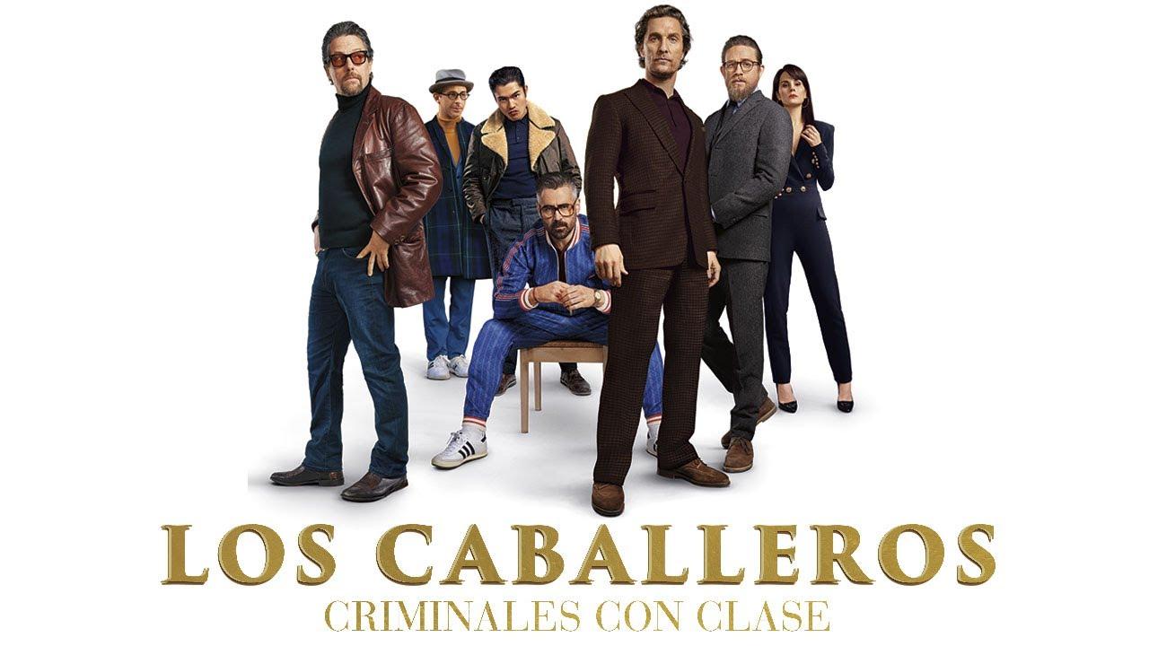 El cinematógrafo de Leo: Los Caballeros (2020)