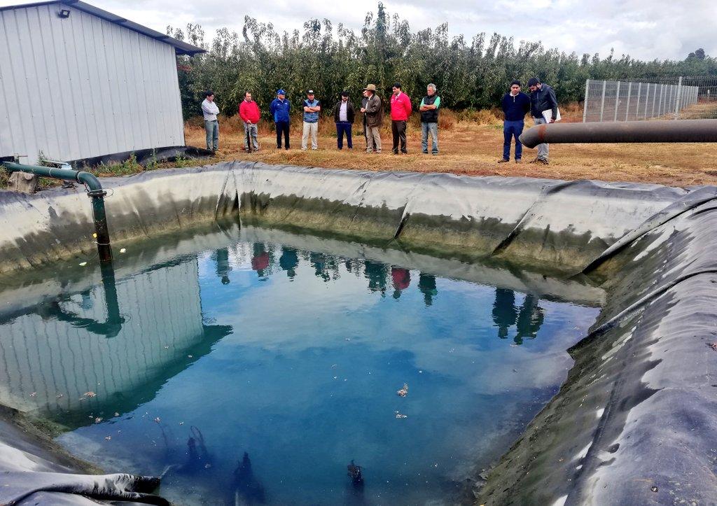 Atención, agricultores: Aplazan postulaciones a fondo concursable de agua ante situación sanitaria