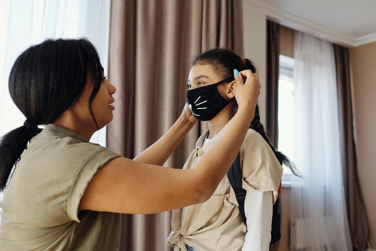 OMS actualizó protocolo para el uso y fabricación de mascarillas de tela