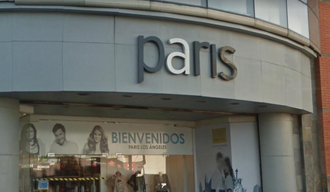 Funcionario de tienda Paris Los Ángeles da positivo al examen PCR