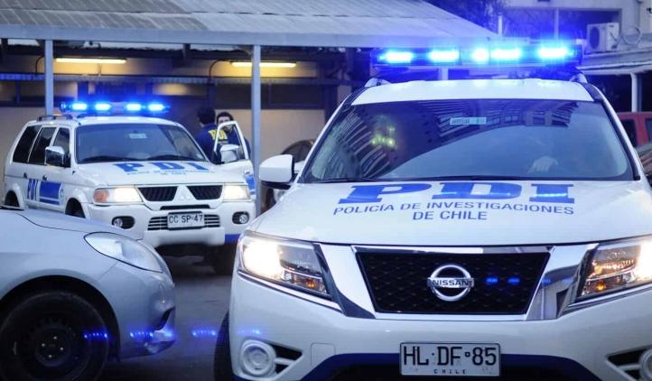 Delincuentes huyen con 174 millones tras asalto a Banco BCI en Las Condes