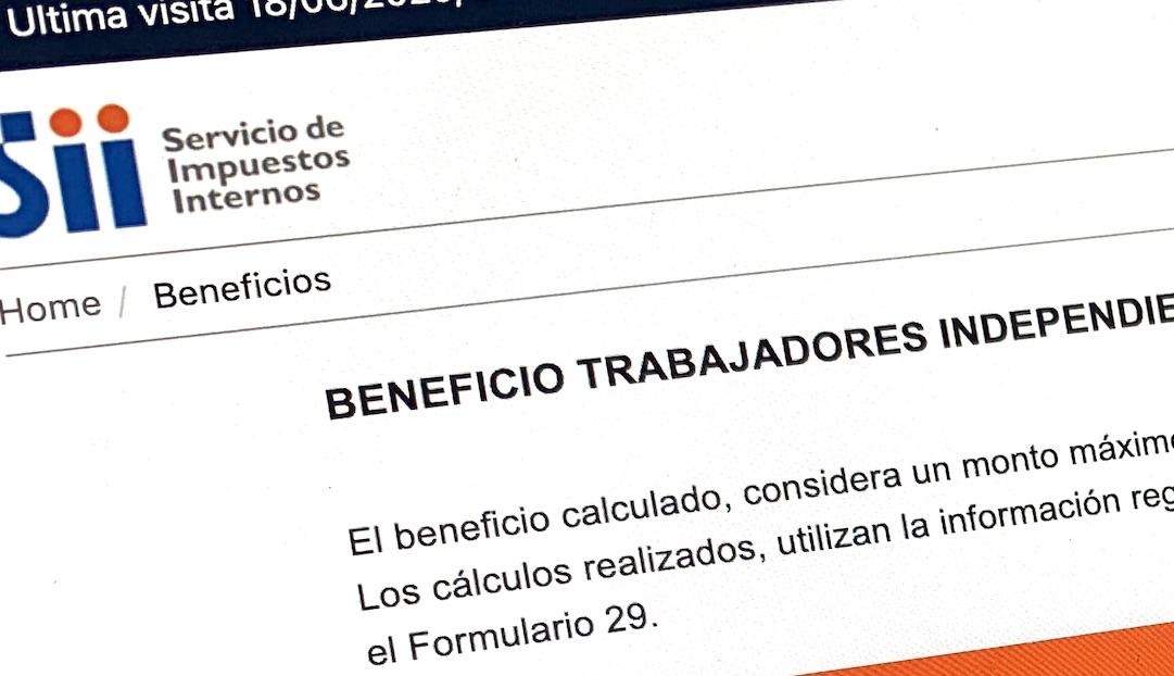 Ya está habilitado en el SII: Podrás compensar hasta el 30% de tus ingresos