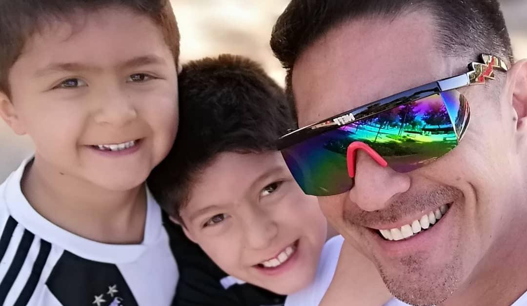 Hijo de 7 años de Pato Laguna es furor en Tik Tok