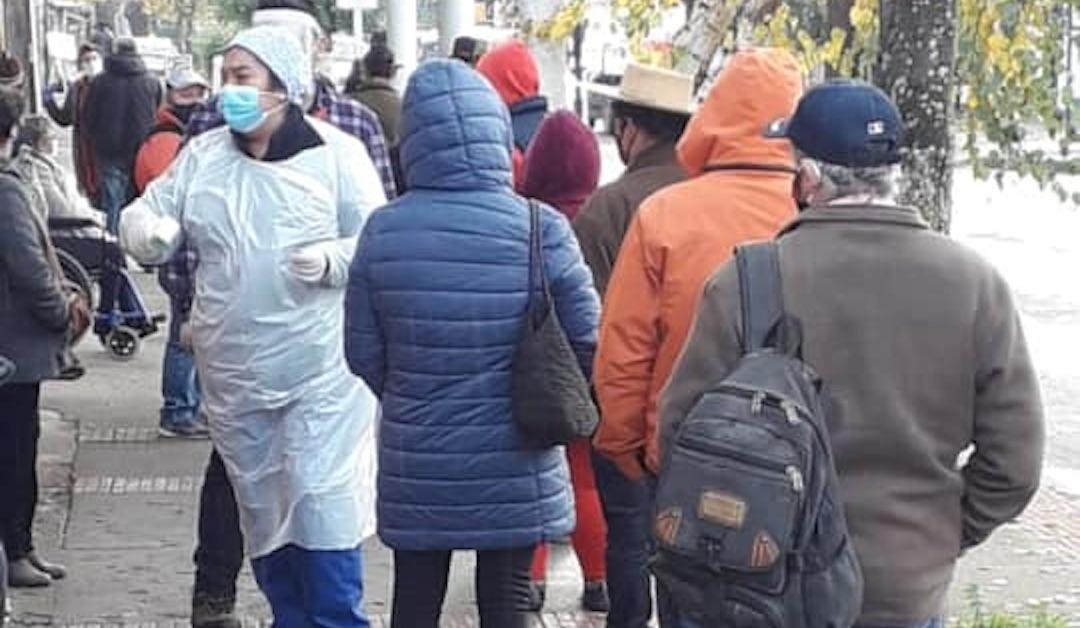 Preocupación en Yumbel: 14 casos en 24 horas y alcalde llama a extremar medidas