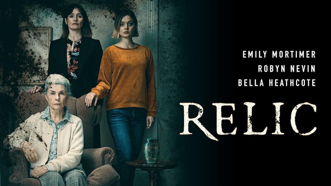 El cinematógrafo de Leo: Relic (2020)