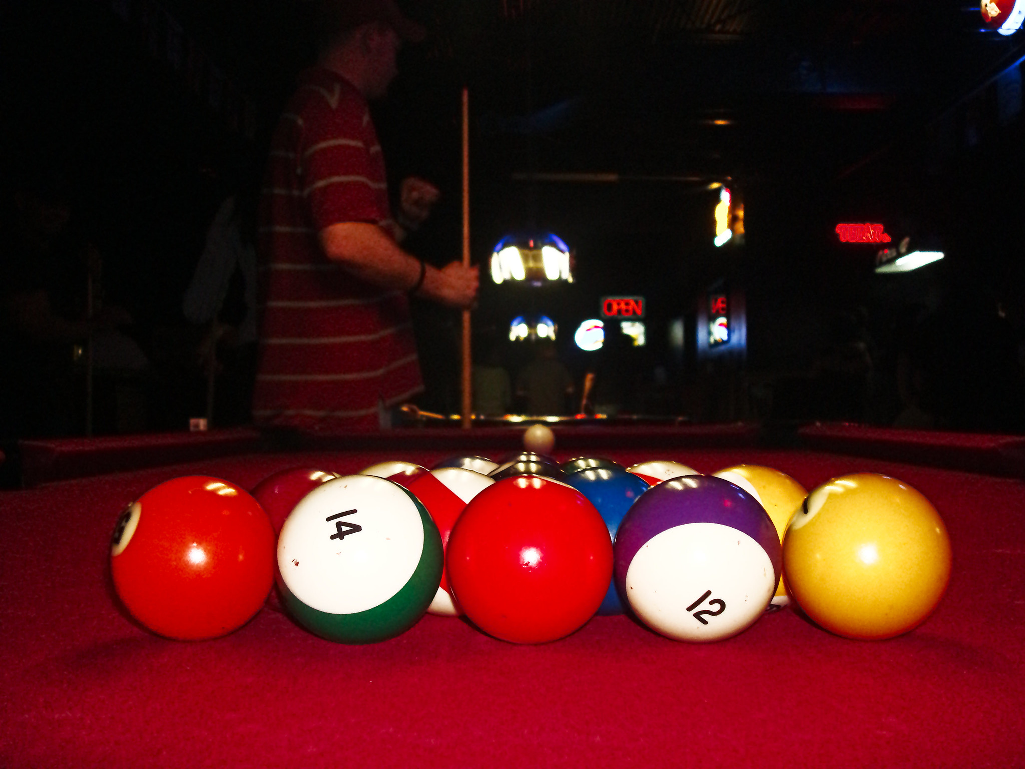 Detienen a 23 sujetos que jugaban pool en pleno centro de Concepción