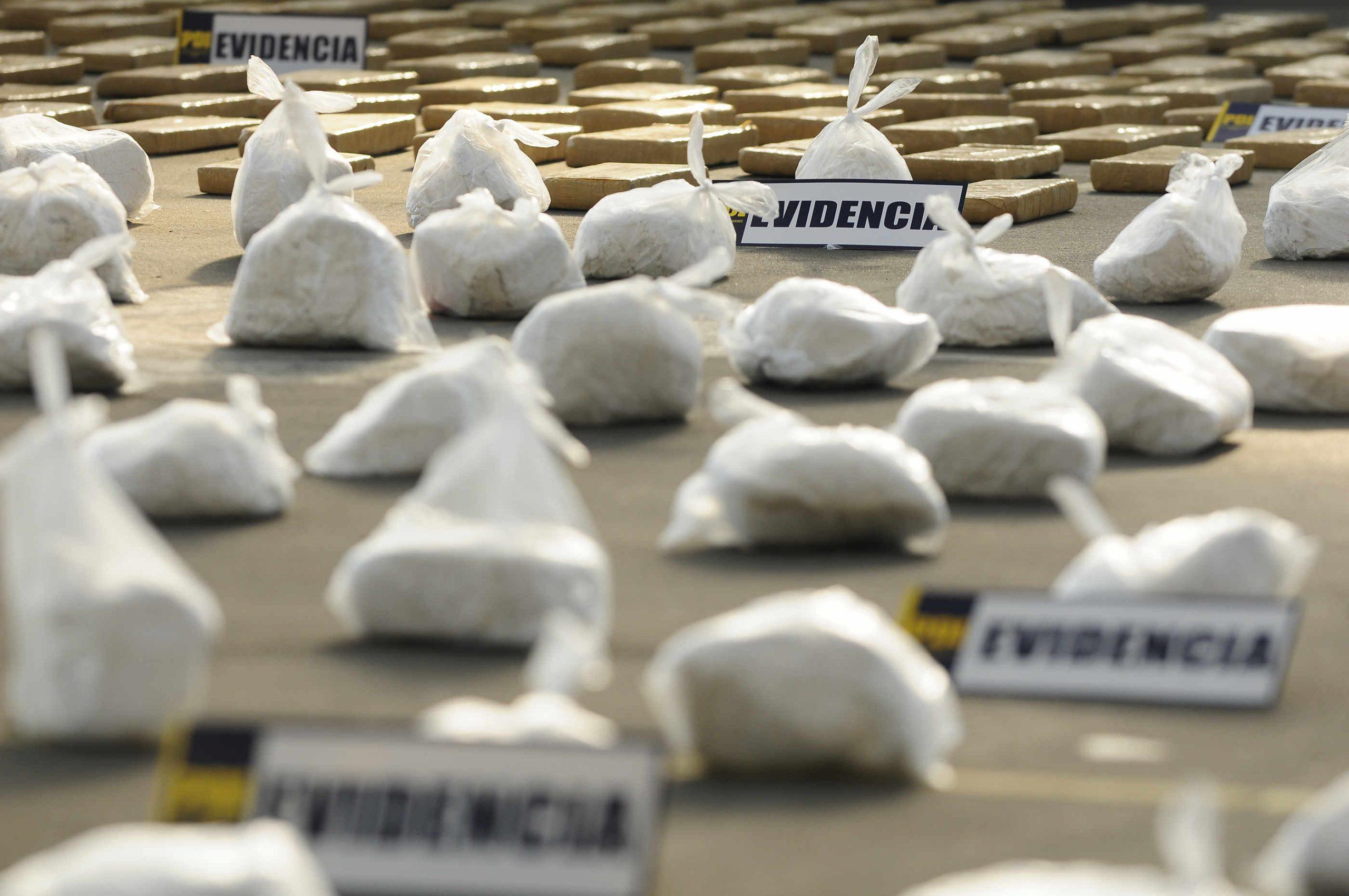 PDI logra incautación de marihuana y cocaína en 3 domicilios de Cañete