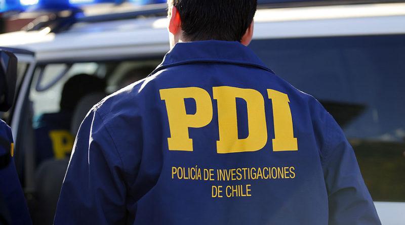 PDI captura a prófugo colombiano acusado de violar a dos niñas