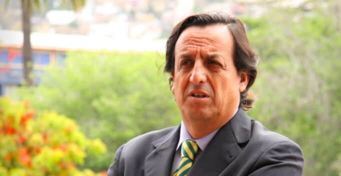 Senador por el Bío Bío y Ñuble Víctor Pérez asume como ministro del Interior