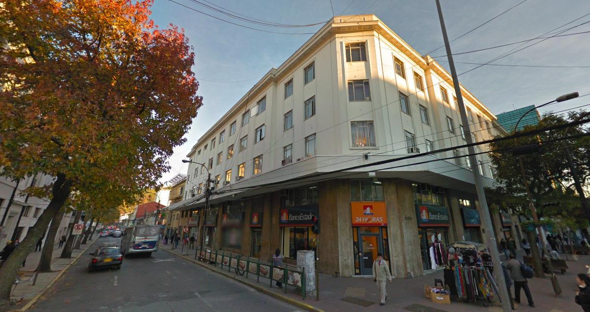 Cierran sucursal de BancoEstado en Concepción por trabajador con Covid-19