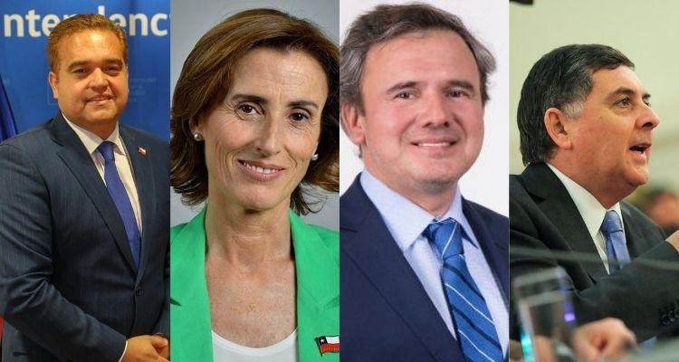 Las cartas de la UDI para reemplazar a Víctor Pérez en el Senado