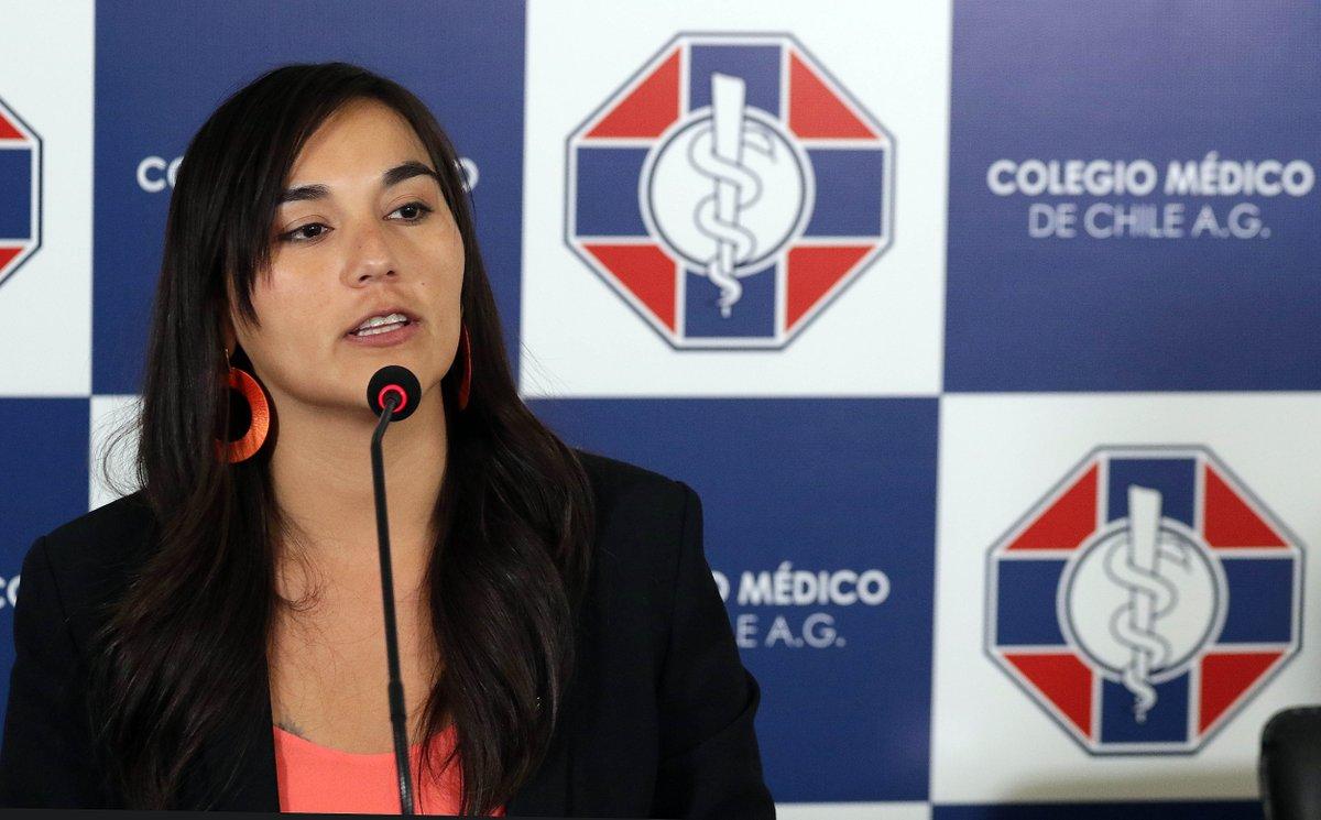 Cadem: Colegio Médico es la institución con mayor aprobación en Chile