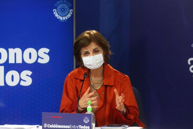Se suman más de 2 mil nuevos contagios por Covid-19 a nivel nacional