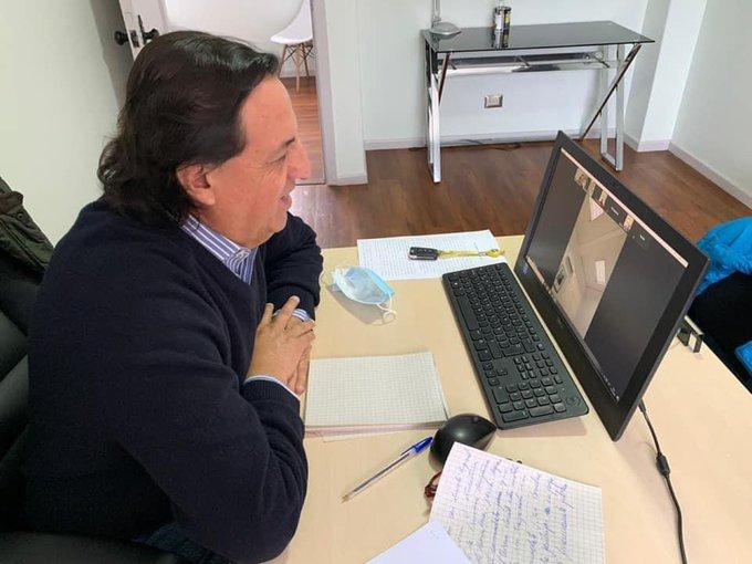 Aseguran que senador Víctor Pérez será nombrado como nuevo ministro del Interior