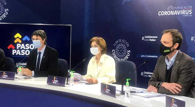 Informan 1.741 nuevos casos de Covid-19 en Chile: cifra de fallecidos alcanza los 8.722