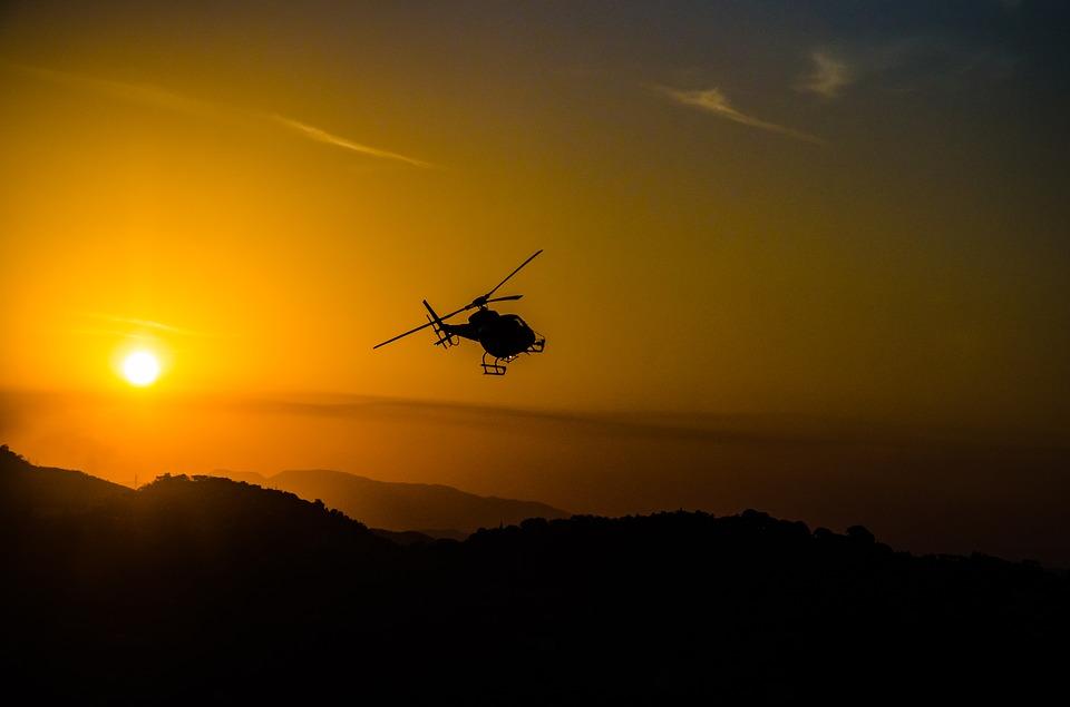 Piden 300 días de cárcel para empresario por viaje en helicóptero en Semana Santa