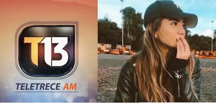 Papá de Antonia solicita que se reconsideren despidos por audio filtrado en Canal 13