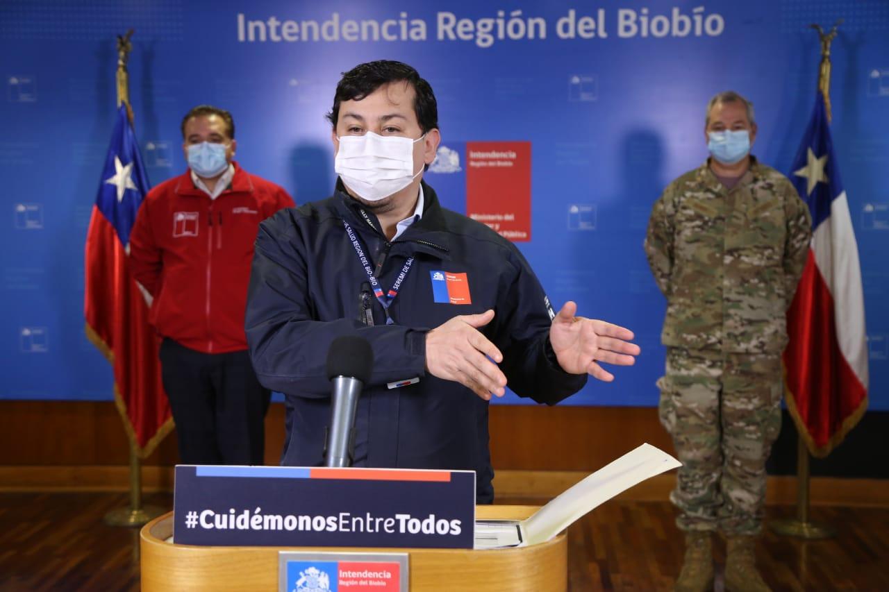 Seremi de Salud y situación de Los Ángeles: «Hemos trabajado para evitar una cuarentena»