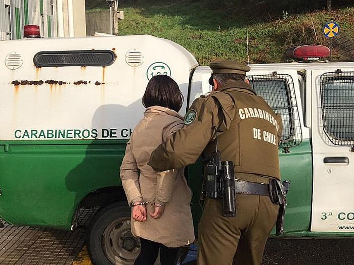 Mujer es detenida por abusar sexualmente de una niña de 8 años