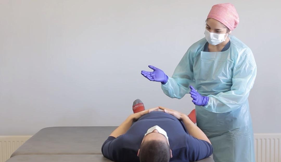 ¿El teletrabajo te tiene con dolores de espalda?: Sigue estos consejos