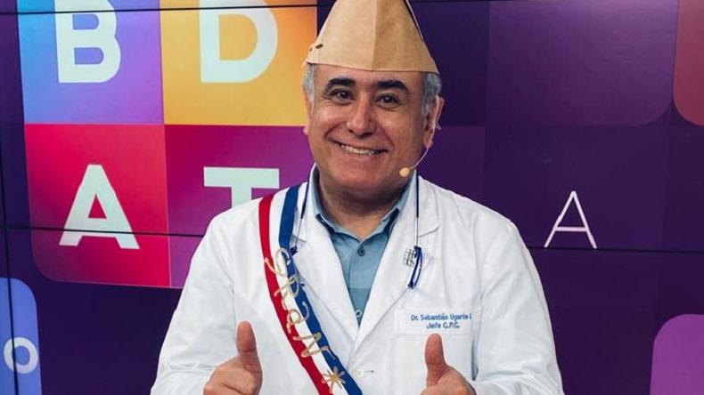 Eligen a doctor Ugarte como Rey Guachaca 2020: «Es el  mayor de los honores»