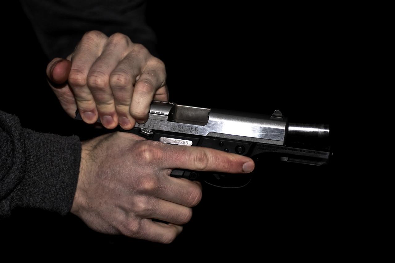 Se reportan gran cantidad de disparos en sector céntrico de Los Ángeles