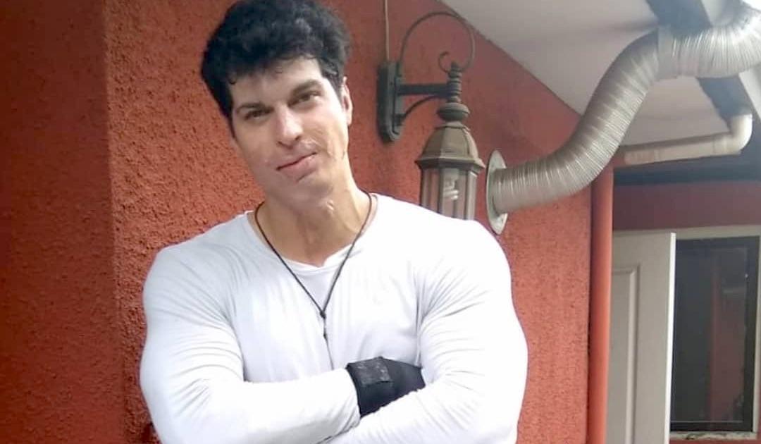 Increíble: Ignacio Lastra luce sus abdominales a 3 años del accidente que cambió su vida