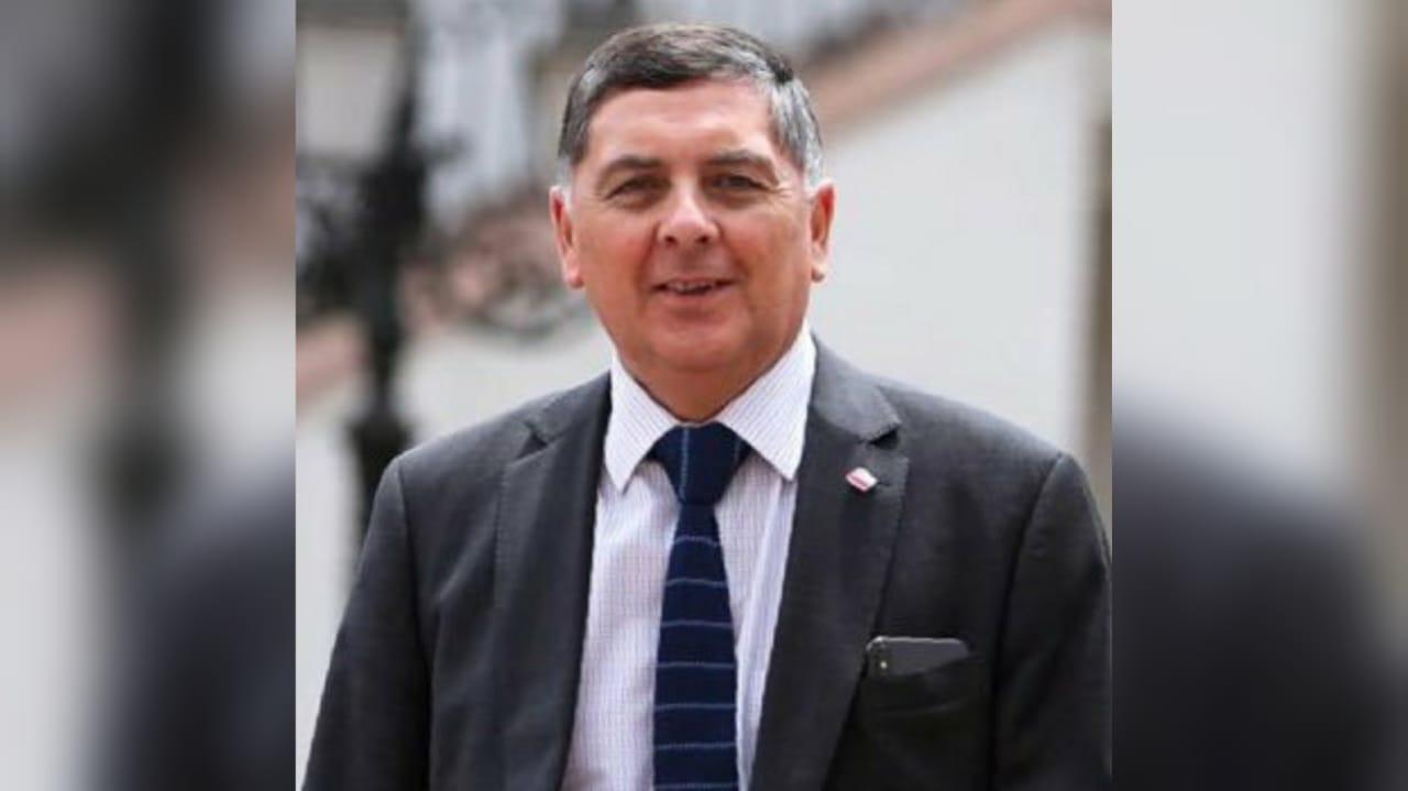 UDI designa a exministro Alvarado como senador por el Bío Bío y Ñuble