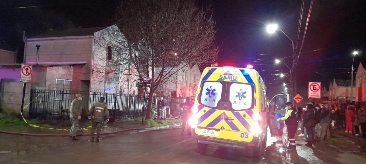 Incendio en Villa Los Profesores: madre salió del coma y se enteró que su familia murió