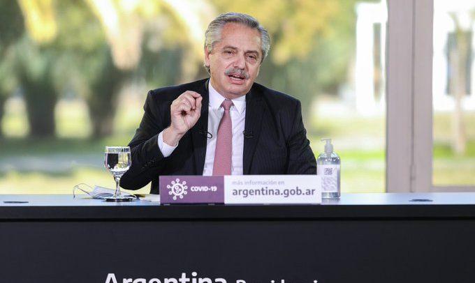 Alberto Fernández anuncia que Argentina producirá vacuna de Oxford contra el coronavirus